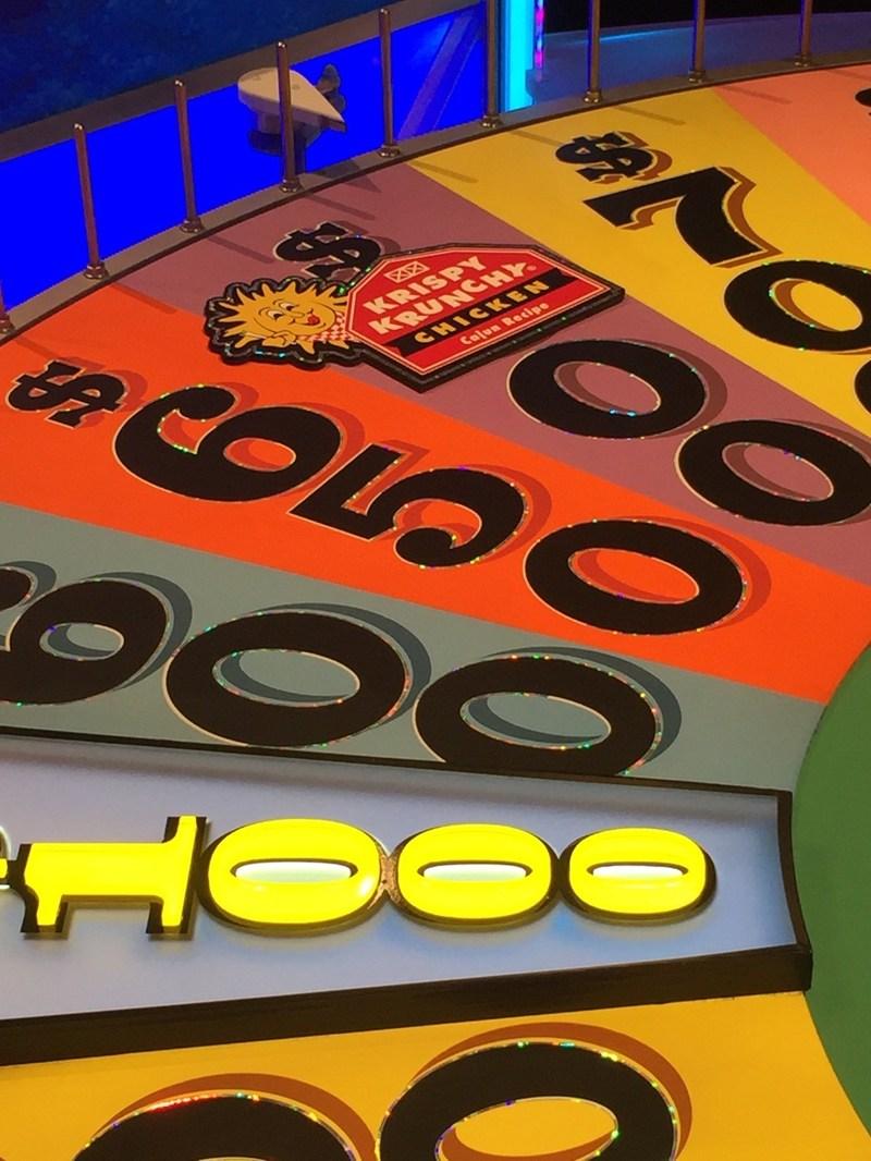 Krispy Krunchy Chicken on Wheel of Fortune (PRNewsfoto/Krispy Krunchy Chicken)