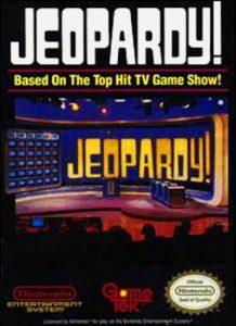 NES Jeopardy box
