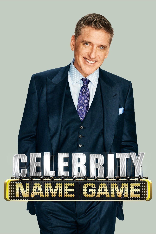 Celebrity Name Game Logo